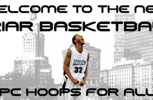 Welcome to the New Friar Basketball