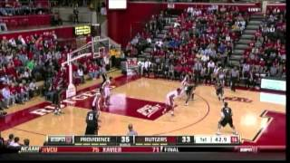 PC's 19-0 run vs. Rutgers