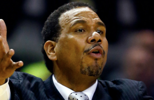 Ed Cooley Closeup