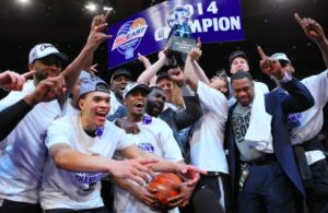 2014 Big East Champs