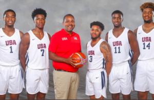 Friars Team USA