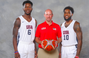Hall Team USA