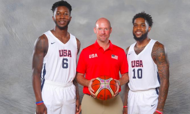 Hall Team USA