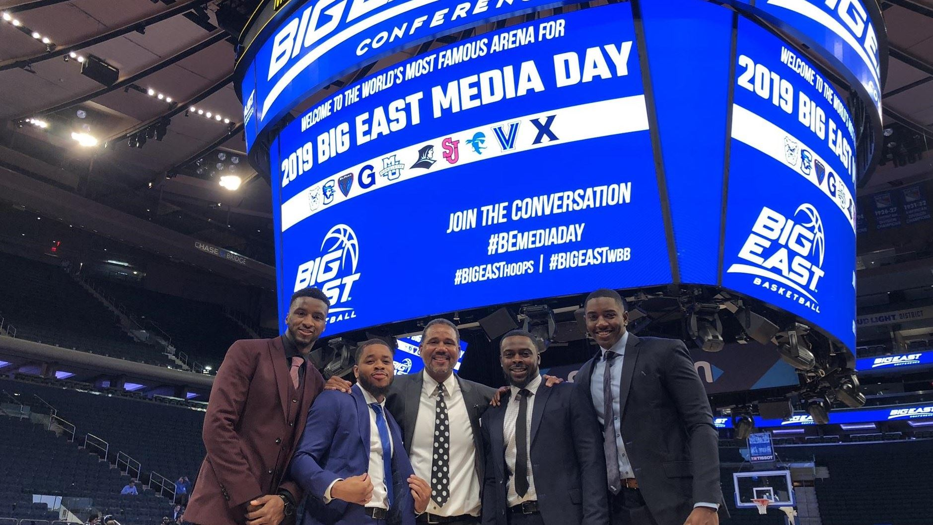 Big East Media Day